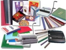 Binding Systems and Supplies